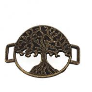 Tussenstuk Tree of Life Brons