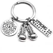 Sleutelhanger Coach