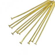 Nietstiften Goud 4cm 100x