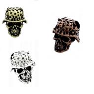 Kraal Militair Skull Helm