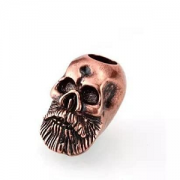 Kraal Viking Skull Koper