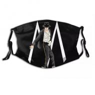 Mondkapje Satijn Michael Jackson #11