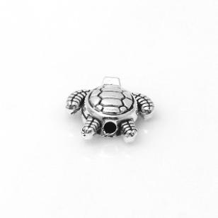 Kraal Schildpad 13x12mm