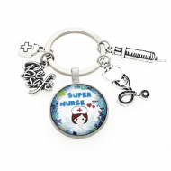 Sleutelhanger BeSafe Nurse