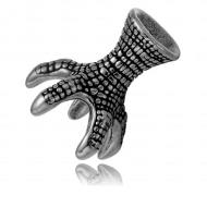 Kraal Draken Poot RVS