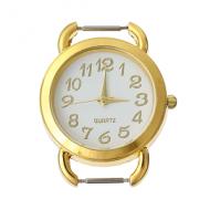 Los Horloge Goud 40x33mm