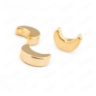Kraal Moon 24k Gold Brass