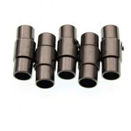 Sluiting 3mm Gunblack Magneet