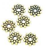 Kraal Snowflake 8mm 20x