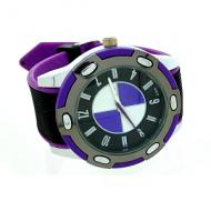 Heren Horloge Siliconen Paars