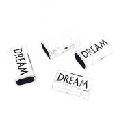 Schuifkraal 10x6mm Dream