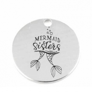 Bedel Rvs Mermaid Sisters