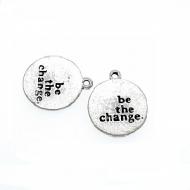 Bedel Tekst: Be the Change