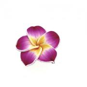 Kraal Fimo Hawaii Lila 30mm