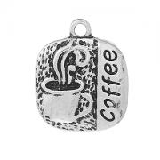 Bedel Koffie Coffee 20x17mm