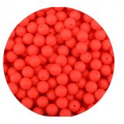 Siliconen Kraal 15mm Rood