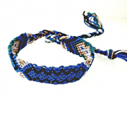 Armband/Enkelband Handmade 10