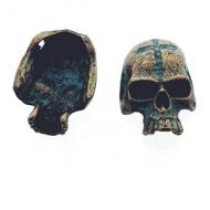 Tussenstuk Vintage Skull Bedel