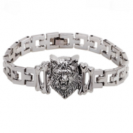 Armband Wolf Stainless steel