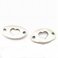 DQ - metaal connector Hart