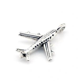 Bedel Vliegtuig 25x15mm