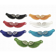 Tussenstuk gekleurd Vleugels