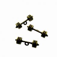 Bedel-Dumbbell-Bronzen