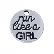 Bedel Run Like a Girl  15mm