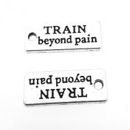 Bedel Tag Train Beyond Pain