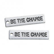 Bedel Be The Change Label