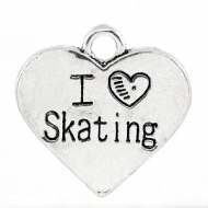 Bedel-Skating-Hart-zilver