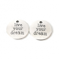 Bedel Live your Dream 20mm