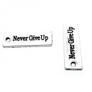 Bedel Tag Never Give Up