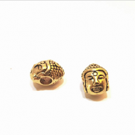Kraal Boeddha goud #3