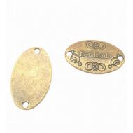 Bronzen Connector Hand-made