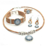 Ketting Oorbellen Armband Ring