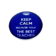 Drukknoop Teacher 18mm