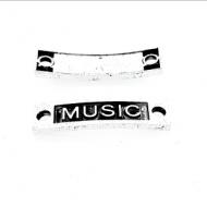 Tussenstuk Music Bedel 2 ogen