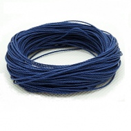 Wax Polyester Royal Blue 1mm