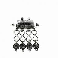 Hanger-Tibet-Gebeds-trommel