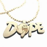 Ketting-Houten-Dope