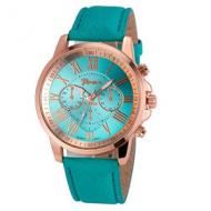 Horloge-Geneva-Groen