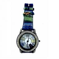 Horloge Stof Bohemian