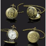 Horloge ketting Boeddha