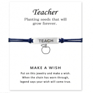 Armband Kadokaart Teacher