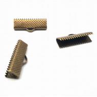 Veterklem - Bronzen - 20mm