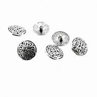 Knoop-Celtic-Metaal-zilveren