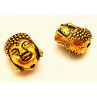 Kraal Boeddha Goudkleur
