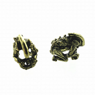 Kraal-Alien-Knife-koord-goud
