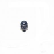 Skull Doodshoofd kraal - Black mini